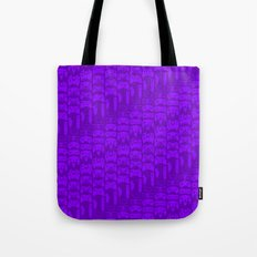 Video Game Controllers - Purple Tote Bag