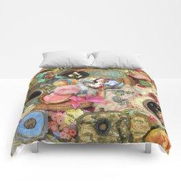 Vintage Vanity Comforters