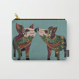 pig love jade Carry-All Pouch