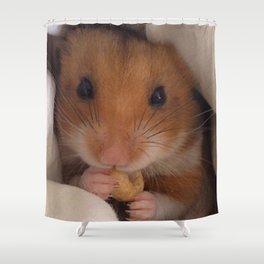 Hamster love Shower Curtain