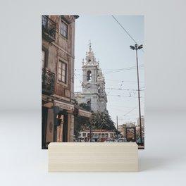 Praça do Comércio, Lisbon Street Photography   Portugal fine art photography, Saige Ashton prints Mini Art Print