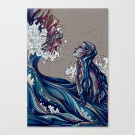 Siren Canvas Print