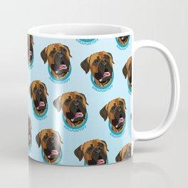 Bullmastiff Print Coffee Mug