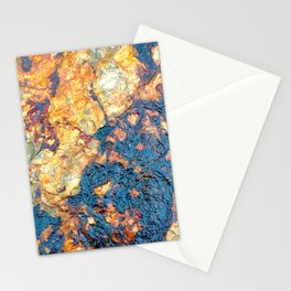 Digital Stone Style Stationery Cards