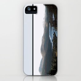 'In the deep heart's core' iPhone Case