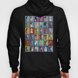 She Series Collage 1-4 Hoody