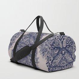 Mandala of Persian Cat Duffle Bag