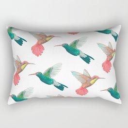 Colibries Rectangular Pillow