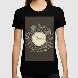 Dear Sassenach in Sepia T-shirt