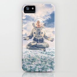 Dreamer In The Field iPhone Case