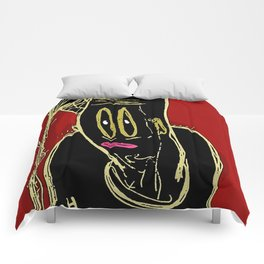 redcycle Comforters