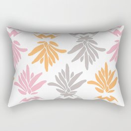Colorful Pineapples Rectangular Pillow