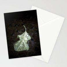 autumn rain. Stationery Cards