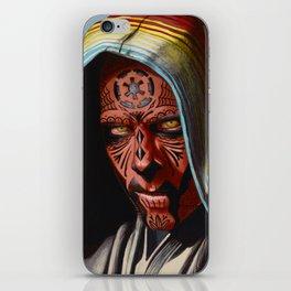 Darth Muchacho iPhone Skin