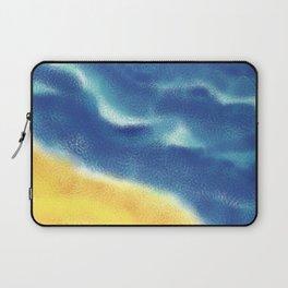 Sea, sand and surf Laptop Sleeve