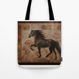The Emperor's Stallion Tote Bag