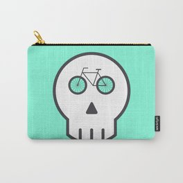 Rider Skull Carry-All Pouch