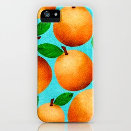 Orange You Happy? iPhone Case