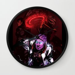 Take Back Omega Wall Clock