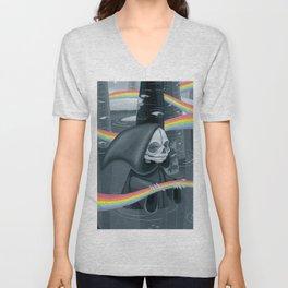 I Follow Rainbows Unisex V-Neck