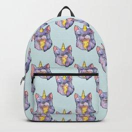 catcorn pizza Backpack