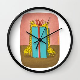 Necklove Wall Clock
