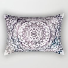 JEWEL MANDALA Rectangular Pillow