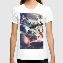 on mars T-shirt