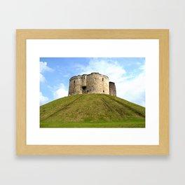 Clifford's Tower - York Framed Art Print