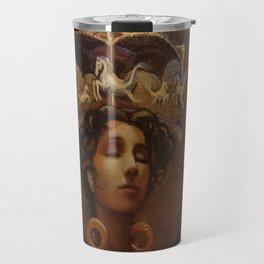 Brass Ring Dream Travel Mug