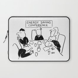 Energy Saving Conference Laptop Sleeve