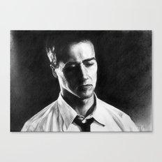 Norton Canvas Print
