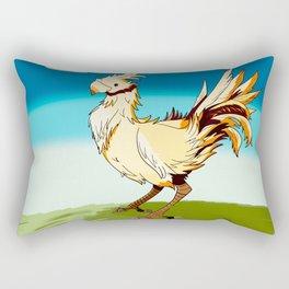 Chocobo Rectangular Pillow