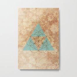 Geometrical 007 Metal Print