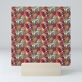 Ernst Haeckel Red Sea Squirt Tossed Mini Art Print