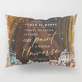 Paint Universe Pillow Sham