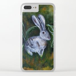 Ears Clear iPhone Case