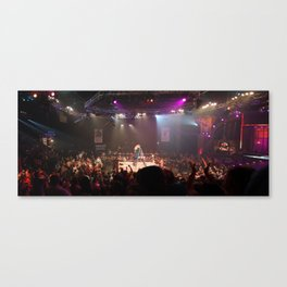 TNA Wrestling Pano Canvas Print
