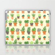 Windowsill Garden Laptop & iPad Skin