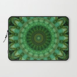 Mandala Anahata Laptop Sleeve