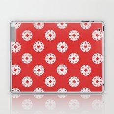 Poker Dots Laptop & iPad Skin