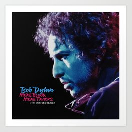 BOB DYLAN THE BOOTLEG SERIES TOUR DATES 2020 ASAMJAWA Art Print