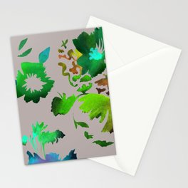 Dark Flora Stationery Cards