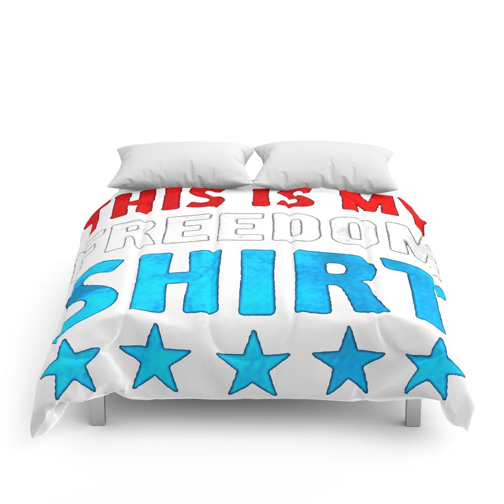 Freedom_Shirt_T-Shirt_Comforter