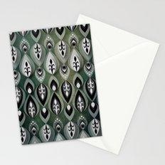 Pierrot II/Memoir Pattern Stationery Cards