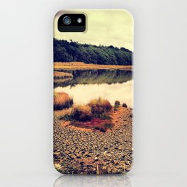 Autumn on the Creek iPhone Case