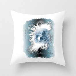 The Potionmaster #1 Throw Pillow