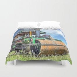 Marshall Steam Roller Duvet Cover