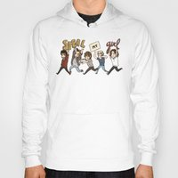 kendrawcandraw Hoodies featuring Everybody Wanna by kendrawcandraw