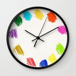 Art Clock Wall Clock